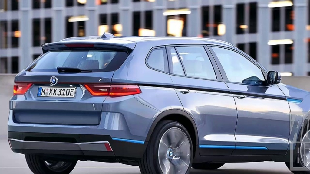 2019 BMW iX3 Pictures