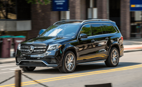 2020 Mercedes-Benz GLS Redesign, Specs and Release Date