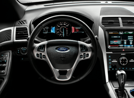 2020 Ford Explorer Redesign, Interiors And Exteriors