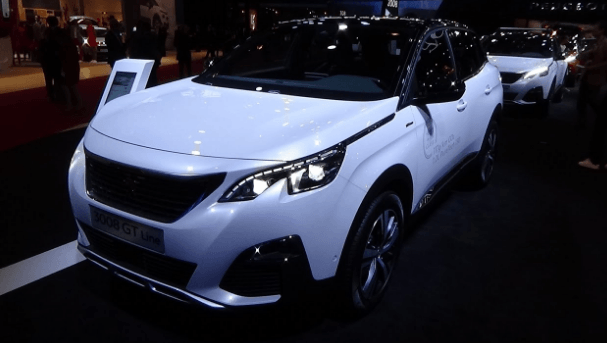 2020 Peugeot 3008 Specs, Redesign and Release Date