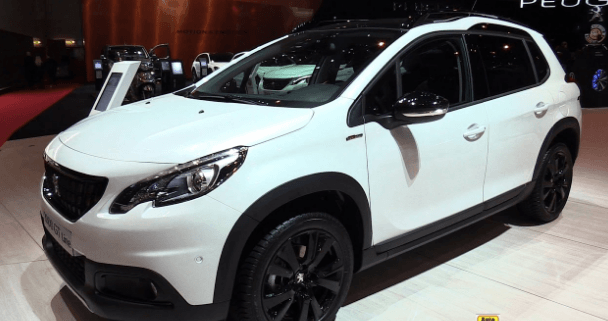 2020 Peugeot 2008 Redesign, Rumors and Release Date