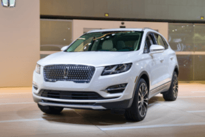 2020 Lincoln Corsair Interiors and Release Date
