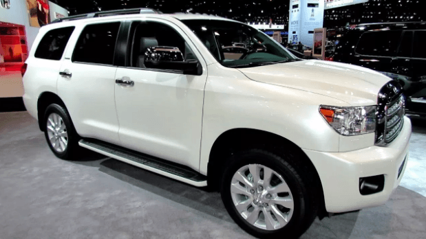 2020 Toyota Sequoia Redesign, Price and Styling