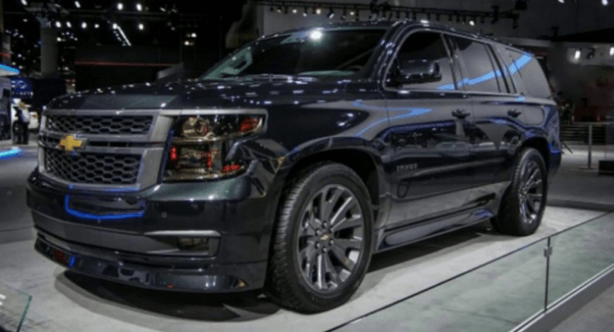 2020 Chevrolet Suburban Release date, Specs and Price