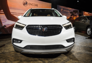 2020 Buick Encore Interiors, Exteriors and Release Date