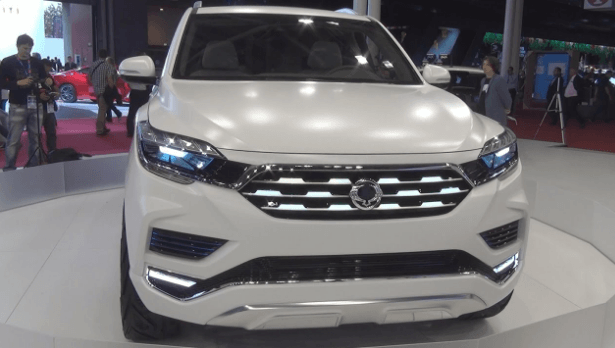 SsangYong LIV-2 Redesign, Price and ChangesSsangYong LIV-2 Redesign, Price and Changes