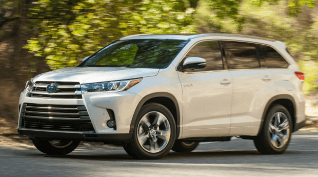 2020 Toyota Highlander Hybrid Price, Interiors and Release Date