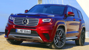 2020 Mercedes GLG Price, Interiors and Release Date