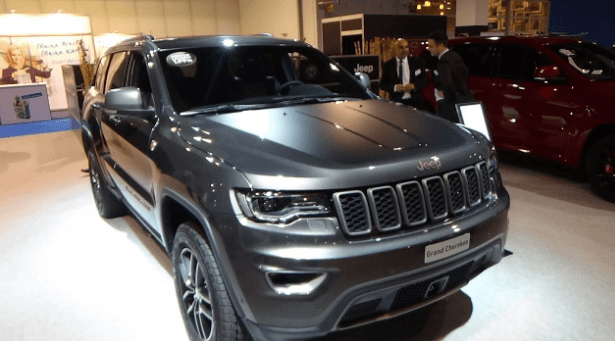 2020 Jeep Grand Wagoneer Specs, Interiors and Release Date