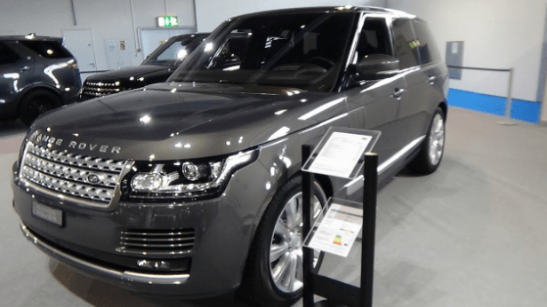 2020 Range Rover Vogue Price, Rumors and Release Date