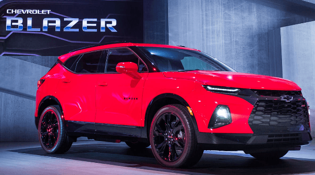 2020 Chevrolet Blazer Redesign, Engine and Release Date