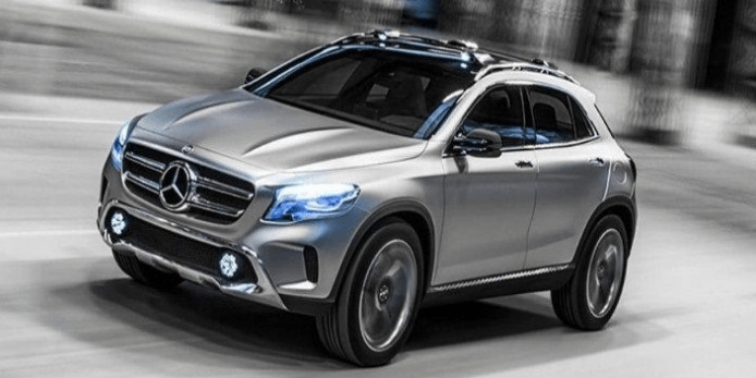 2020 Mercedes-Benz GLB Concept, Rumors and Price