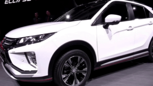 2020 Mitsubishi Eclipse Cross Redesign, Specs and Release Date