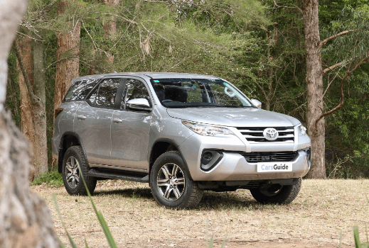 2020 Toyota Fortuner Interiors, Rumors and Release Date