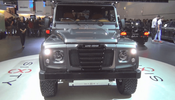 2020 Land Rover Defender Price, Rumors and Release Date
