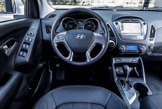 2020 Hyundai Tucson Fuel Cell Price And Release Date
