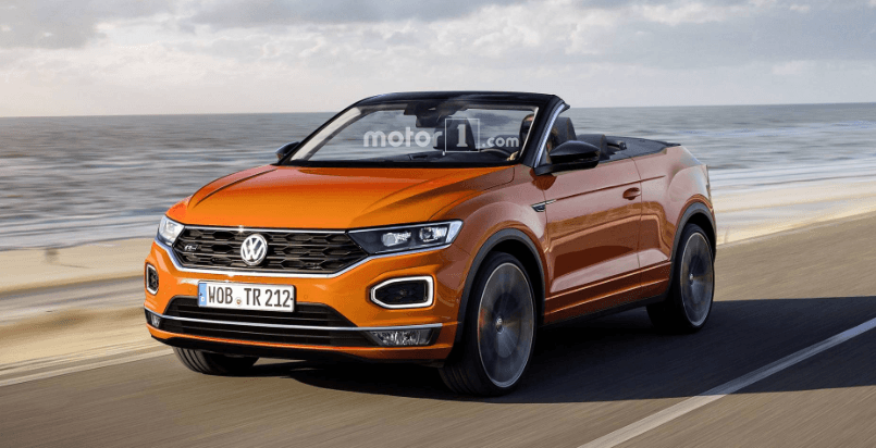 2020 VW T-Roc Specs, Redesign, Price, and Release Date