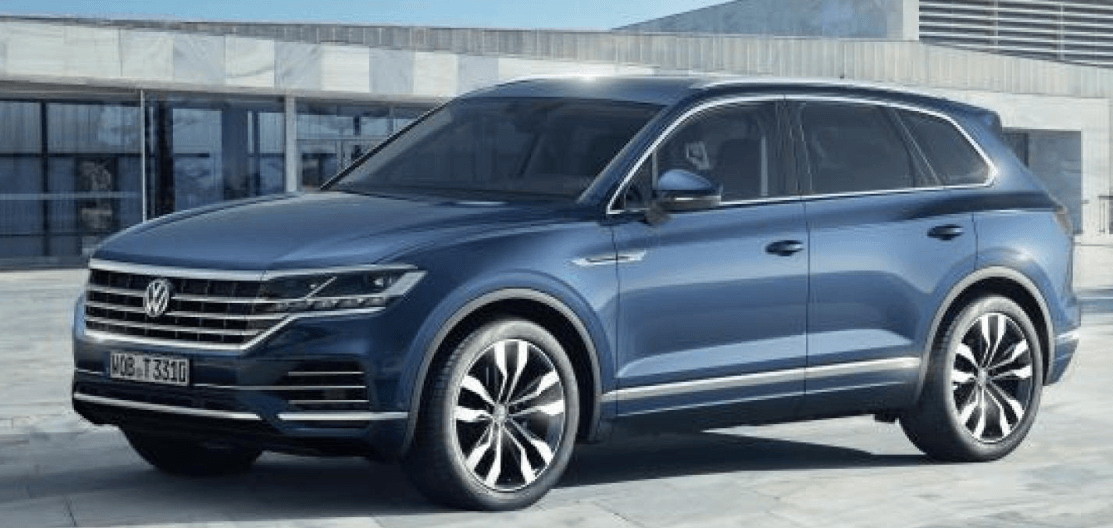 2020 VW Touareg Release Date, Concept, Price, and Specs