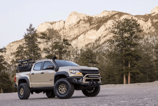 2021 Chevrolet Colorado Redesign, Concept, Price, and Release Date