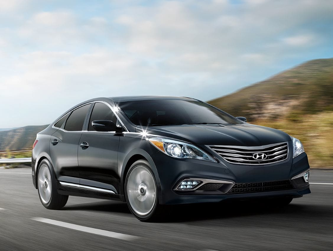 2020 Hyundai Azera Price, Specs, Review, and Release Date