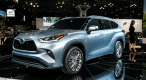 2021 Toyota Highlander Concept, Redesign, and Price