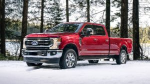 2021 Ford F350 Redesign