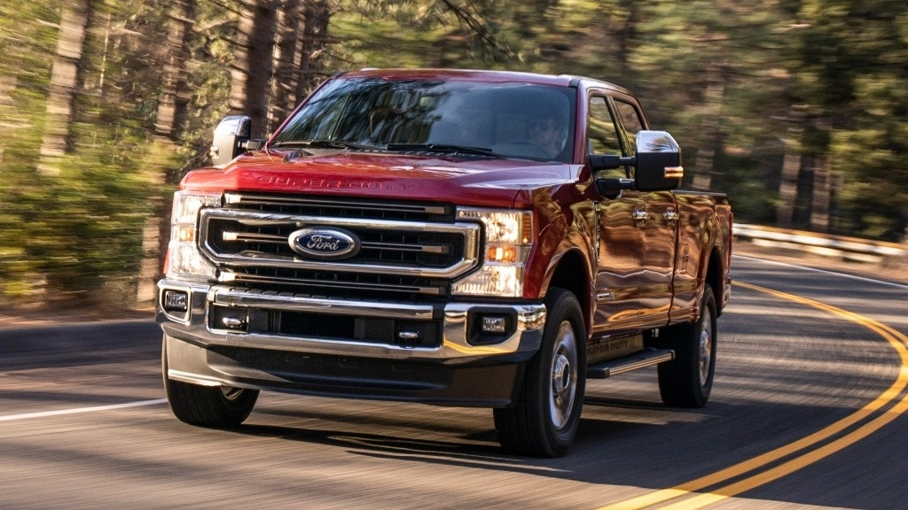 2021 Ford F250 Price