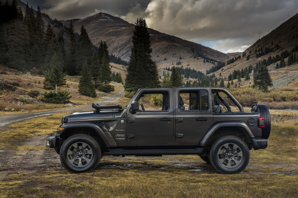 2021 Jeep Wrangler Images