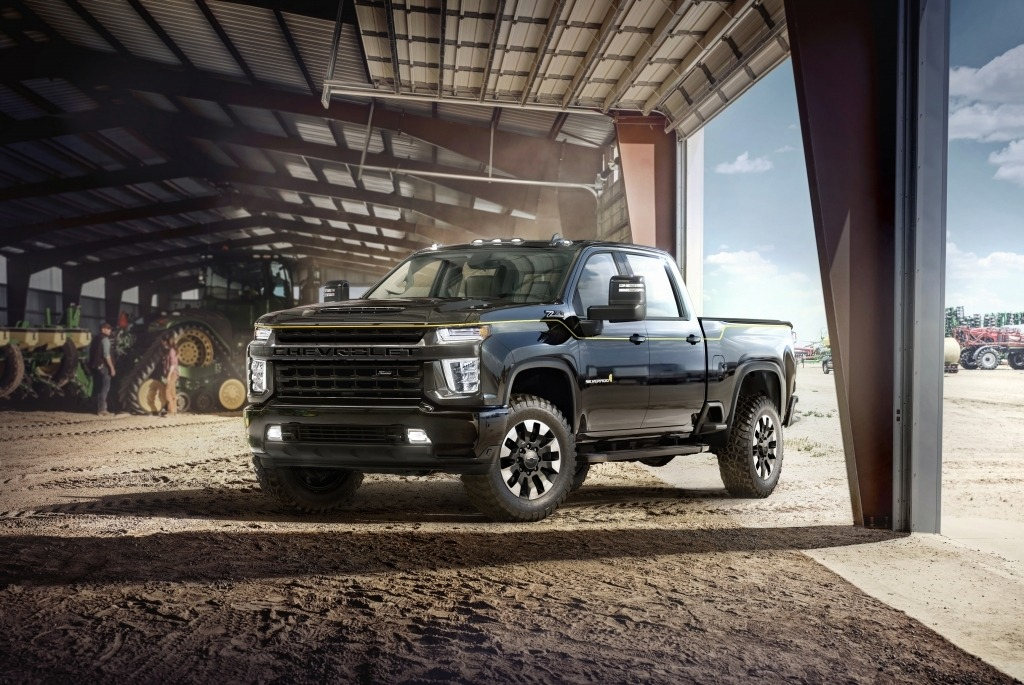 2021 Chevy Silverado 1500 Wallpaper