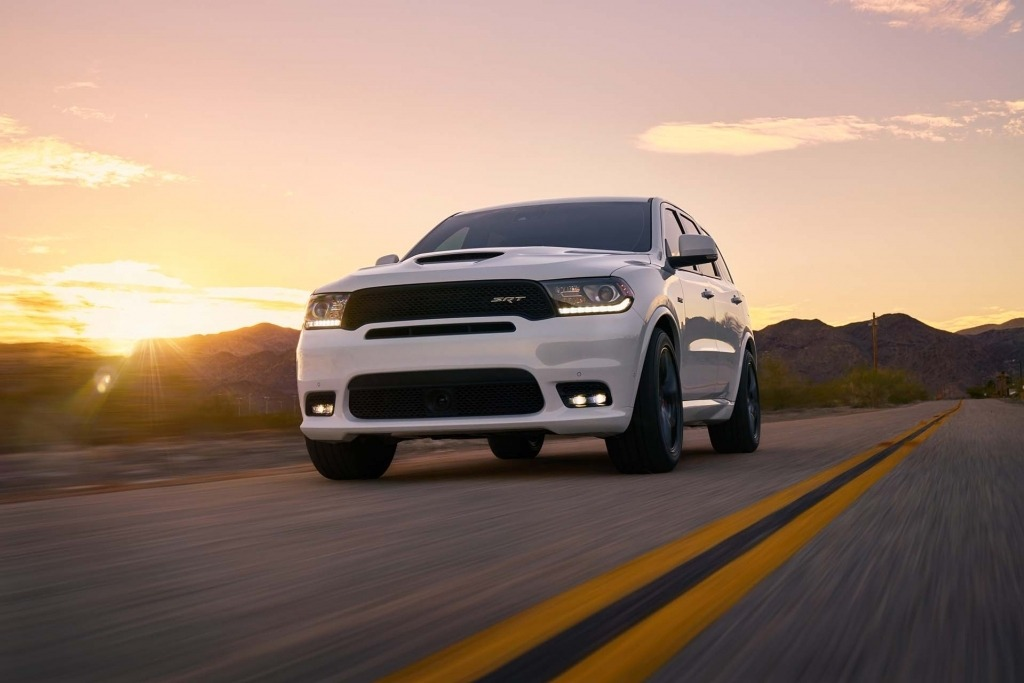 2021 dodge durango spy shots   best cars coming out