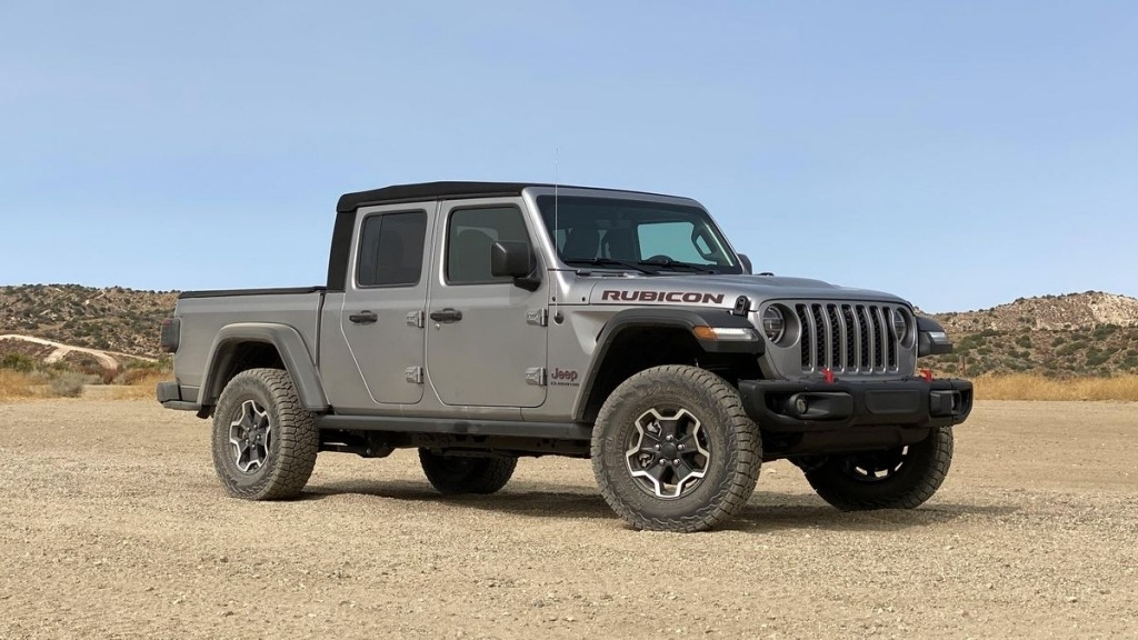 2022 Jeep Gladiator Ecodiesel Pictures