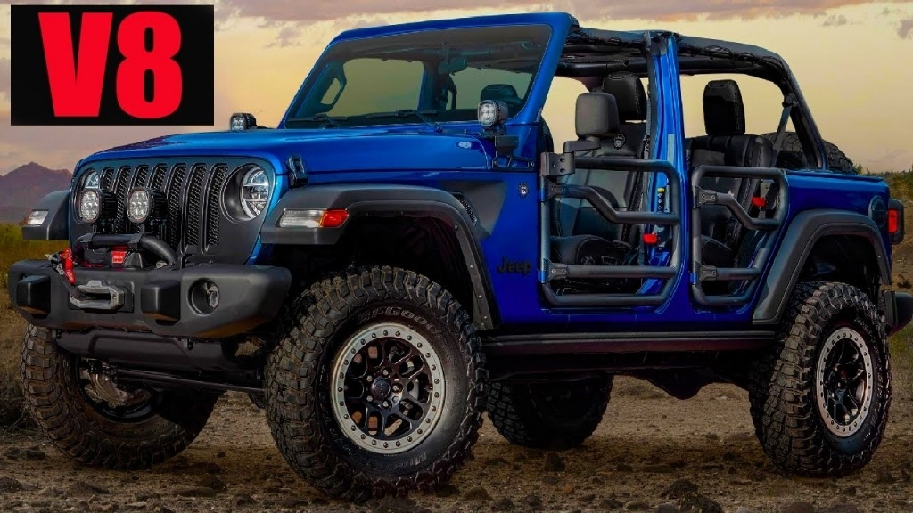 2022 Jeep Wrangler  Redesign