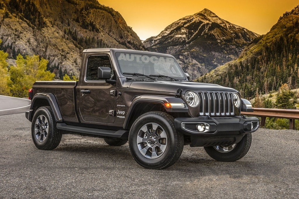 2022 Jeep Wrangler  Spy Shots