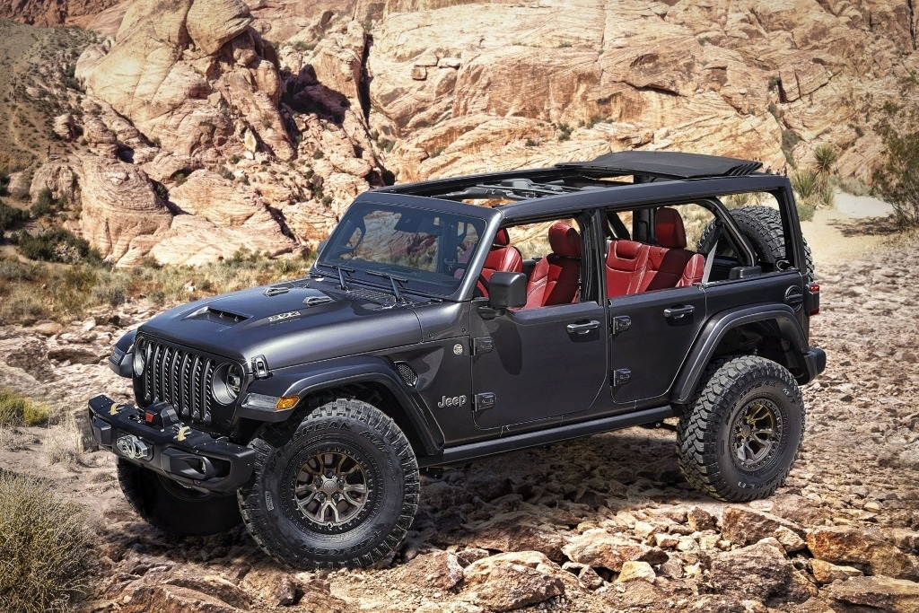 2022 Jeep Wrangler  Wallpaper