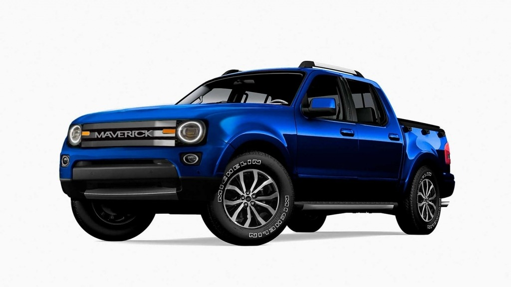 2022 Ford Maverick Pickup Pictures