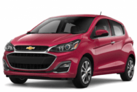 2021 Chevrolet Spark Release date
