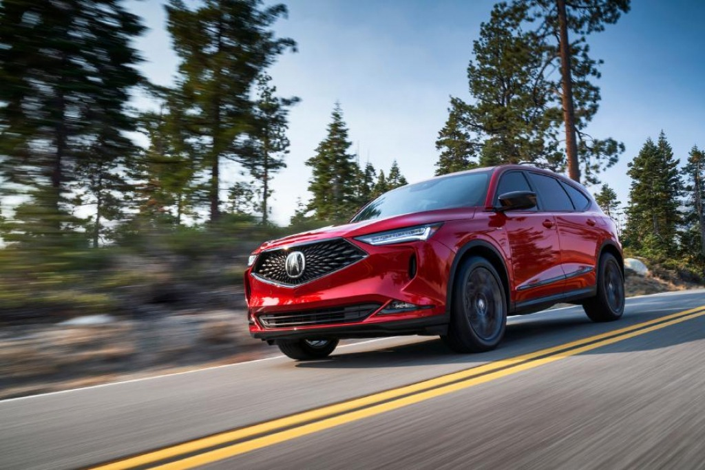 2022 Acura MDX Images