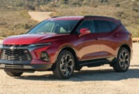 2022 Chevrolet Trailblazer Wallpaper