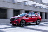 2022 Chevy Equinox Powertrain