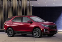 2022 Chevy Equinox Redesign