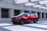 2022 Chevy Equinox Spy Photos