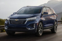 2022 Chevy Equinox Spy Shots