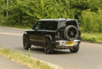 2022 Land Rover Defender Redesign