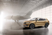 2022 Lincoln MKX Exterior
