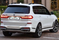 2022 BMW X7 Pictures