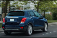 2022 Chevy Trax Concept