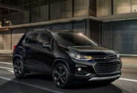 2022 Chevy Trax Redesign