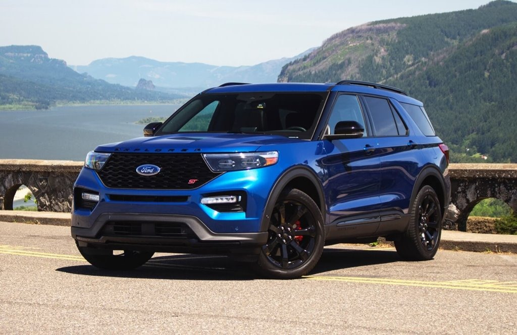 2022 Ford Explorer Wallpapers